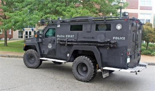Metro SWAT Side View